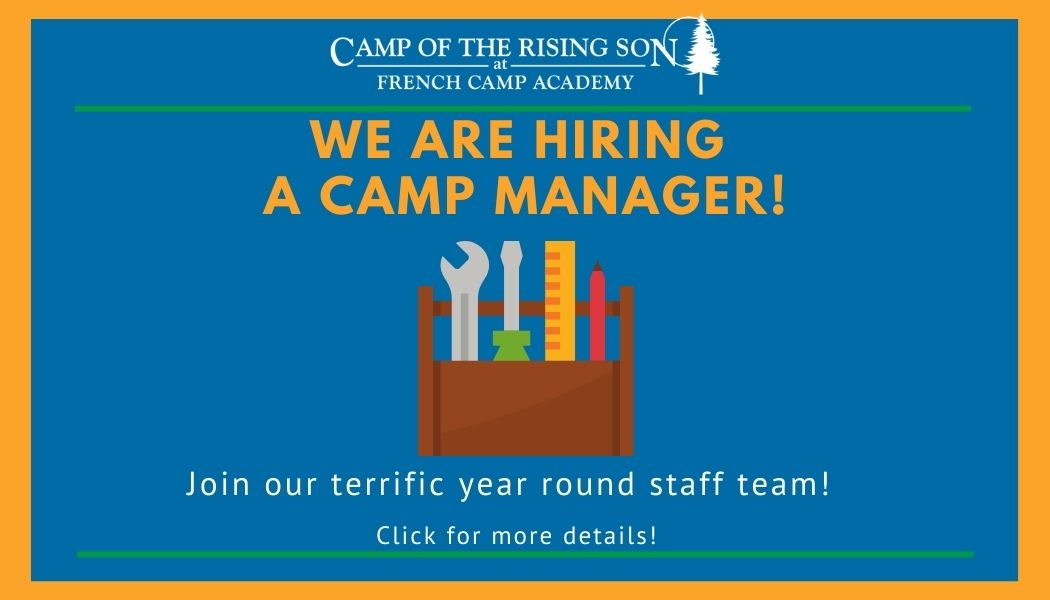 Hiring CRS Manager