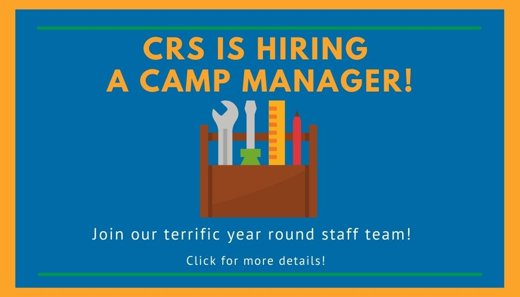 Hiring Camp Manager
